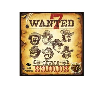 Wanted 7 (Multi-Language)