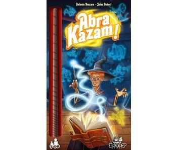 Abra Kazam (English)