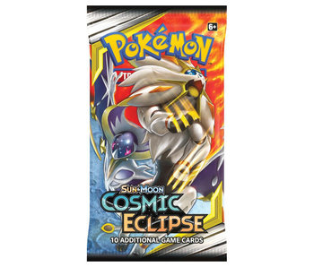 Pokémon - Sun & Moon Cosmic Eclipse