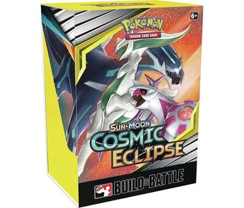 Build & Battle - Sun & Moon Cosmic Eclipse