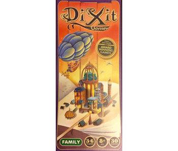 Dixit: Odyssey - Extension (Multi-Language)