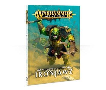 Ironjawz Battletome Book