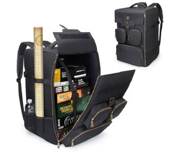 Enhance Game Box Backpack - Black