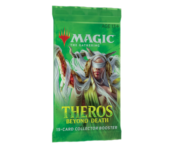 MTG Theros Beyond Death Collector Booster Pack