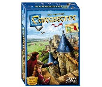 Carcassonne Base 2.0 - Nouvelle Édition (Français)