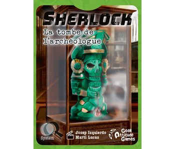 Q System Serie Sherlock - La Tombe de l'Archéologue