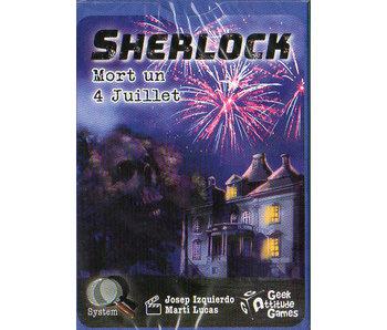 Q System Serie Sherlock - Mort un 4 Juillet