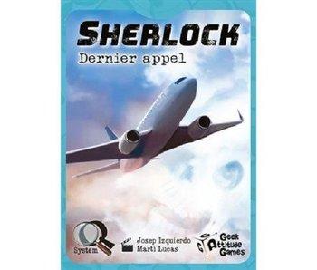 Q System Serie Sherlock - Dernier Appel