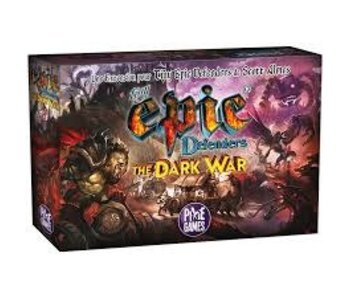 Tiny Epic Defender Dark War (Français)