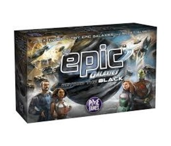 Tiny Epic Galaxy Black (Français)