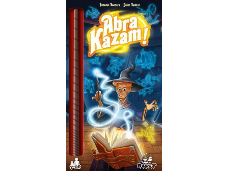 Buzzy Games Abra Kazam (Français)