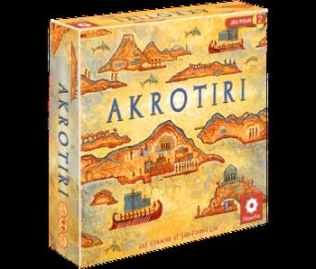 Akrotiri Edition Révisé (Français)