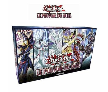 Yu-Gi-Oh! Le pouvoir du Duel (Français)
