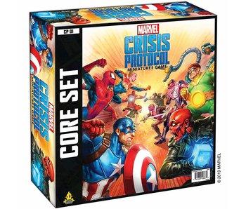 Marvel - Crisis Protocol Core Set
