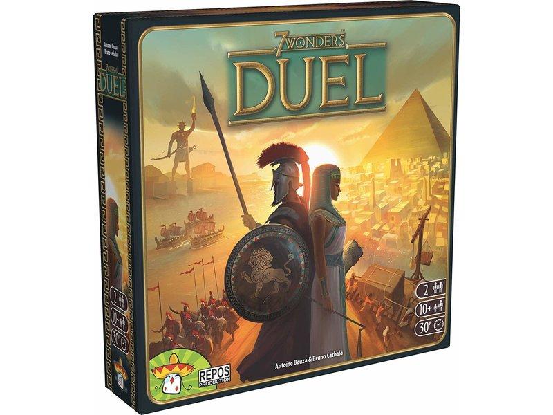 Repos Production 7 Wonders / Duel (Français)