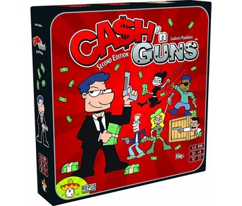 Cash'N Guns 2e Edition (Français)