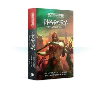 Warcry The Anthology (PB) Book (PRE ORDER)