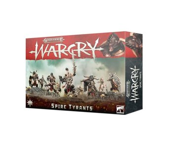 Warcry - Spire Tyrants (PRE ORDER)