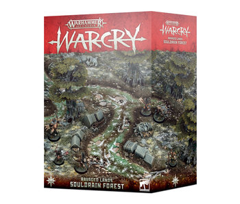 Warcry - Souldrain Forest (PRE ORDER)