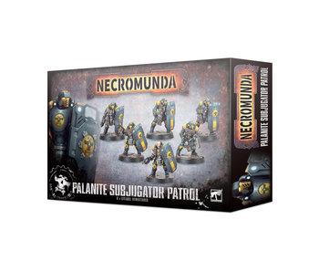 Necromunda - Palanite Subjugator Patrol (PRE ORDER)