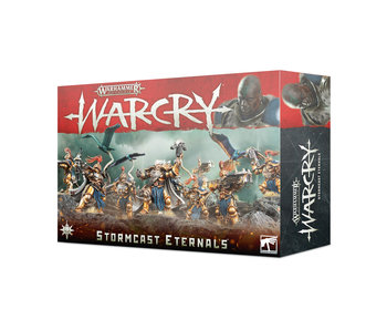 Warcry - Stormcast Eternals (PRE ORDER)