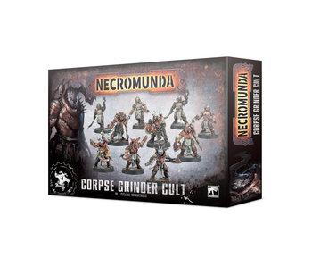 Necromunda - Corpse Grinder Cult (PRE ORDER)