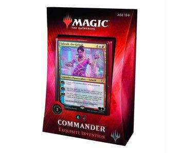 MTG Commander 2018 - Exquisite Invention
