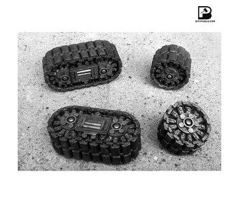 Bitspudlo - Tank Tracks & Tracked Wheels