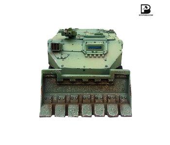 Bitspudlo - Tank Dozer Blade