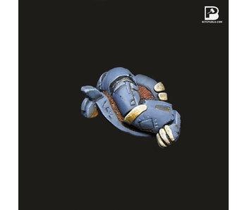 Bitspudlo - Storm Wolf Rider Legs (3)