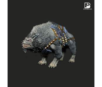 Bitspudlo - Storm Wolf Beta