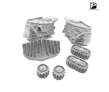Bitspudlo - Prusack Scourge Mortar