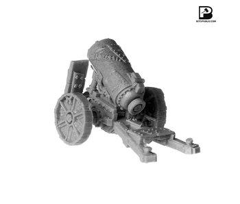Bitspudlo - Ork Artillery Mortar