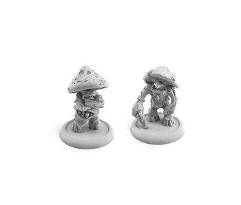 Bitspudlo - Myconids Mushroom Herders