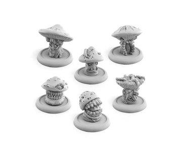 Bitspudlo - Myconids Awakened  Mushrooms