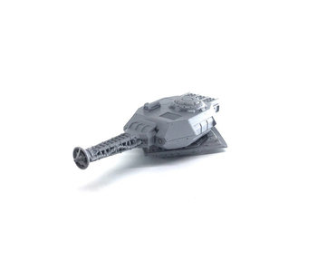 Bitspudlo - Lighting Cannon Zeus Tank Turret