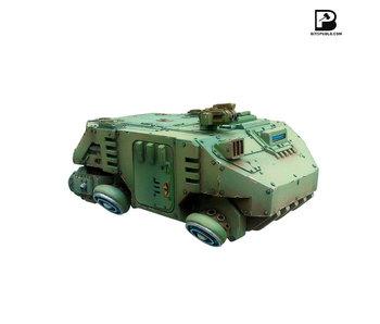 Bitspudlo - Ikarus Armoured Hovercraft