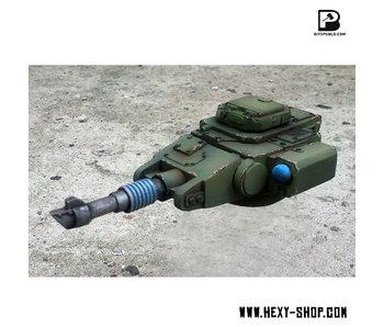 Bitspudlo - Heavy Laser Cannon Tank Turret