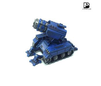 Bitspudlo - Firestorm Cannon (Armadillo Pattern)