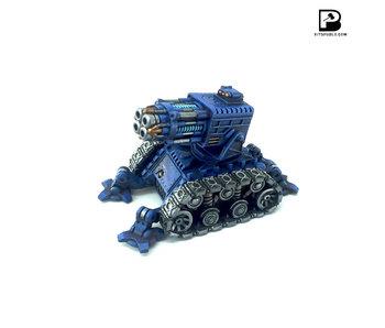 Bitspudlo - Firestorm Cannon