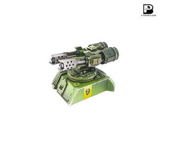 Bitspudlo - Efreet Twin Heavy Flamer
