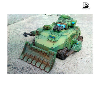 Bitspudlo - Bathory Battle Tank Linebreaker