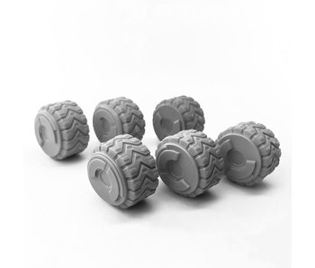 Bitspudlo - APC Armored Wheels (6)