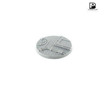 Bitspudlo - 60mm Round Industrial Base (1)