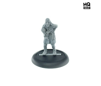 Archibald the Scholar - HQ Resin