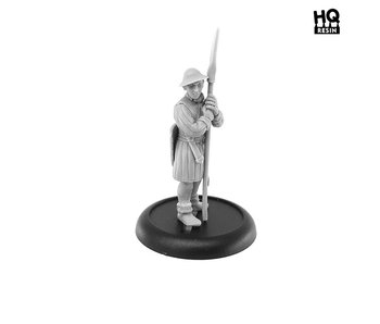 Hans the City Guard - HQ Resin