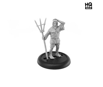 Janosh the Peasant - HQ Resin
