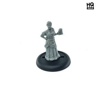 Matilda the Innkeeper - HQ Resin