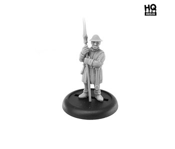 Otto the City Guard - HQ Resin