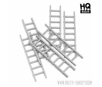 Metal Ladder Set - HQ Resin